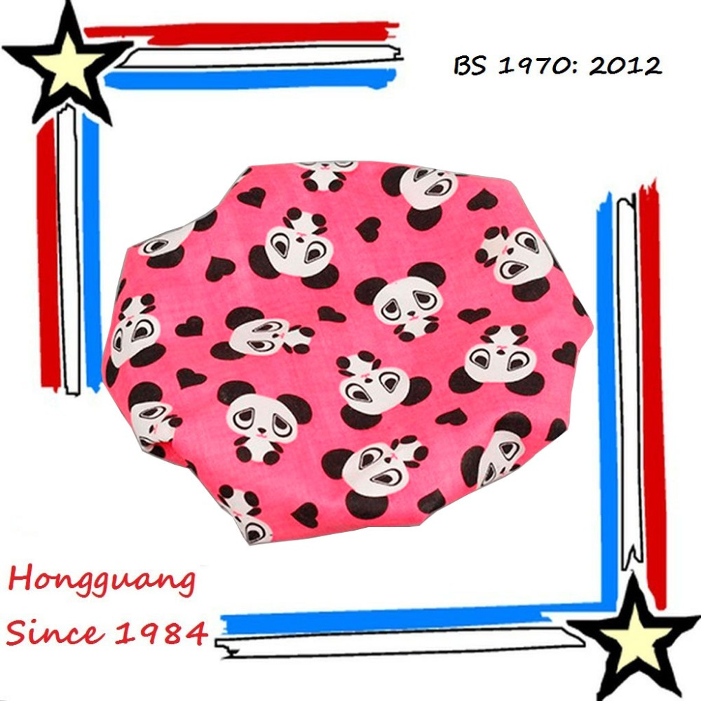 Cute printing/Silk screen Reusable Ice Pack Bag for Injuries, First Aid, Pain Relief & Therapy Hot Cold Reusable Packs
