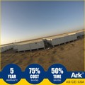 Ark Flatpack Top Quality Mobile Camps