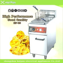 hot sale deep fryer for fried chicken with CE approval commcerial deep fryer pressure fryer