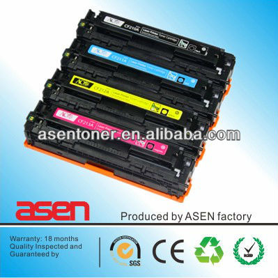 cf210a for toner cartridge cf210a