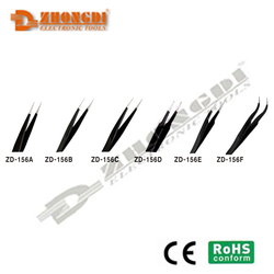High precision ESD Tweezers of Ningbo ZD