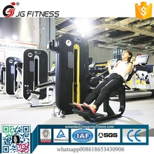 CE Certified Body Fitness Equipment / body stretching machine Gym Machines Back extension JG-6819