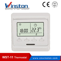 Water Heating LCD Display Programmable Digital