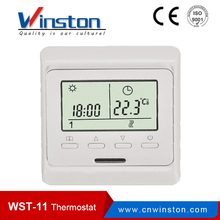 Water Heating LCD Display Programmable Digital Room Heater Thermostat