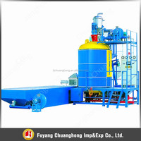 2016 hot sale polystyrene expander machine EPS pre-expander machine