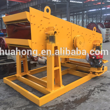 Cost-efficient vibrating sand screening machine/sand screen machine
