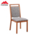 Hot modern cheap stacking hotel restaurant aluminum cafe side antique chair dining
