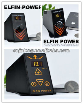 The Most professional ELFIN POWER SUPPLY from china tattoo supply