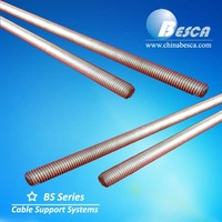 Stainless steel 316 threaded rod