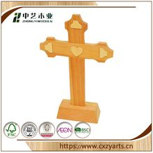 Wholesale Cheap Small Printing Wooden Crosses Sale