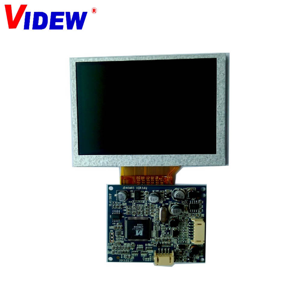 4.0 inch LCD Controller Wireless Video Door Phone Card Memory Modules