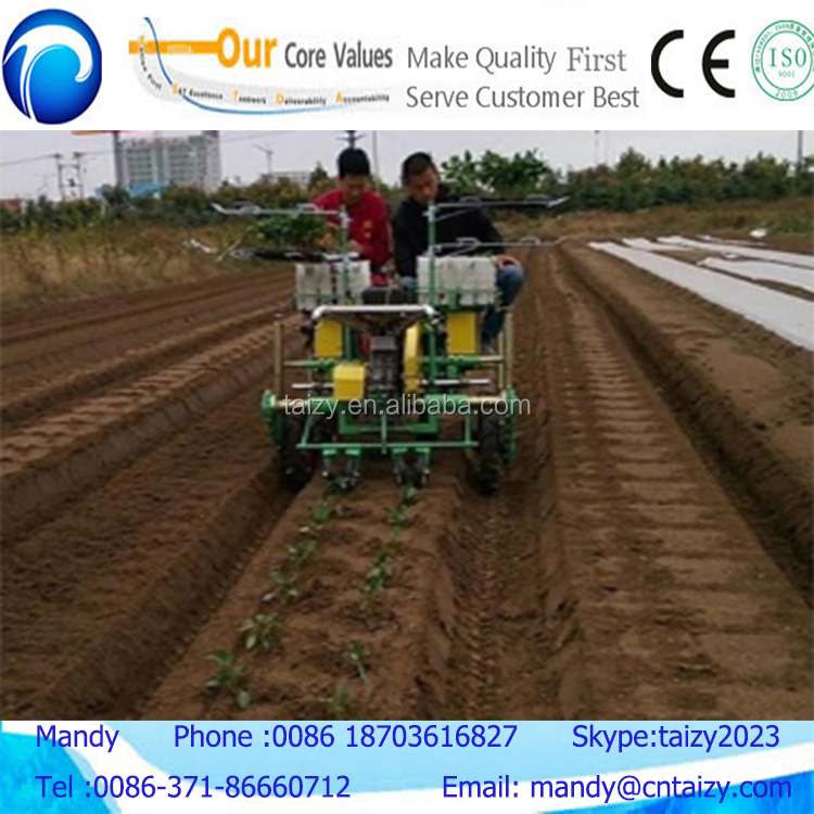 Newly design professional supply cassava planting machine for sale