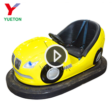 Family Carnival Rides Used Chinese Floor Bumper Car For Sale