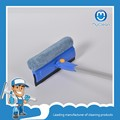long telescopic handle rubber window glass cleaner squeegee for sale