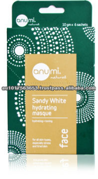 Australian Natural Mineral Clay Sandy White - Hydrating Masque