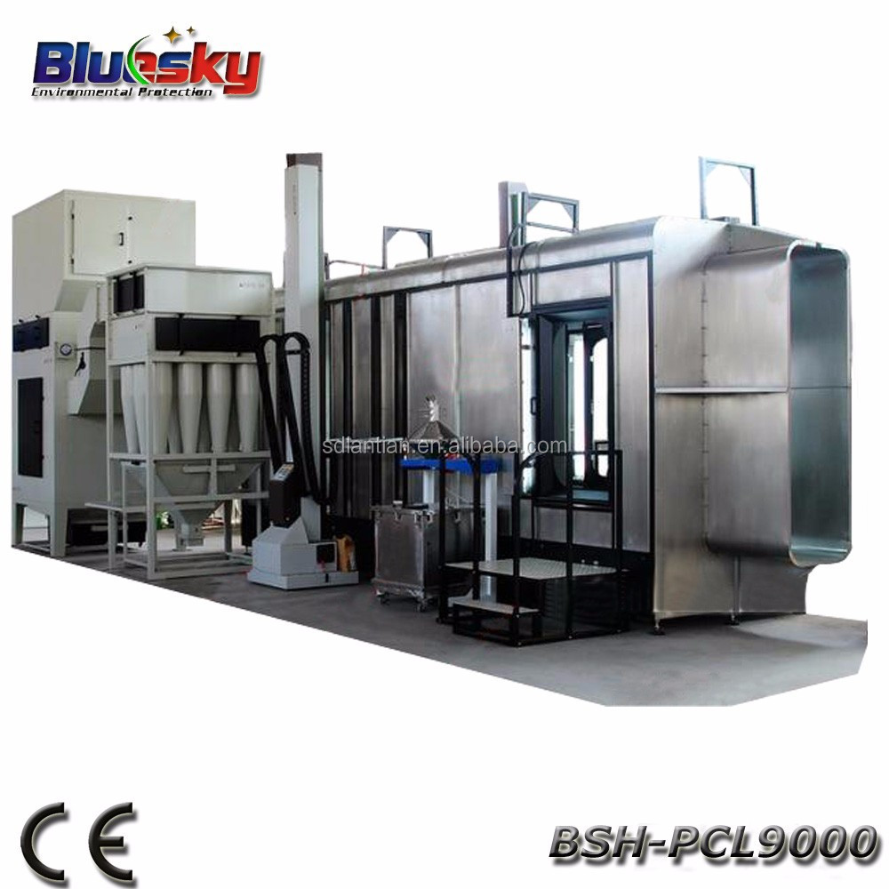 Hot sale Electrostatic Painting Line