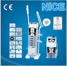 Hot Sale in Europe Multifunction Beauty Machine ,High frequency and Galvanic Beauty Instrument