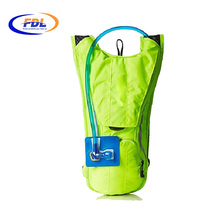 Quanzhou cycling hiking bag , custom running hydration pack backpack with TPU water bladder