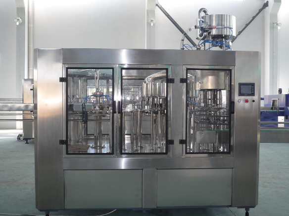 Purified Water Filling Line