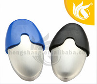 New Style Stainless Steel Oval Soap Case