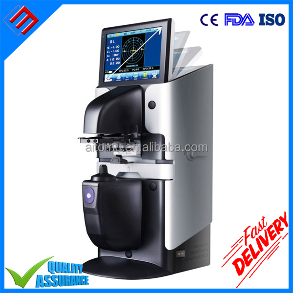 China Optical Instuments Digital Lensometer With FDA For USA