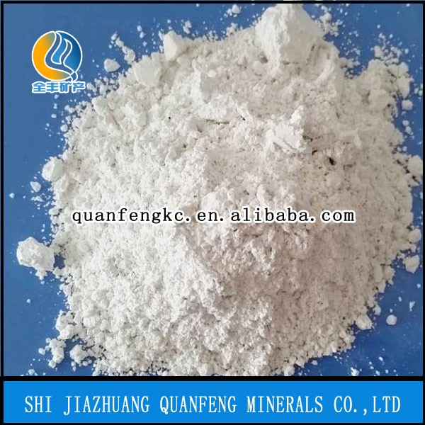 Calcined kaolin clay,Calcined flint clay,Refractory chamotte