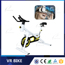 VR bicycle! children bike funny games home gym equipment producing for sale