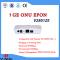 CE Certificate! Professional optical modem Fiber Optic Network Router FTTH 1GE EPON ONU Compatible with ma5608t bdcom OLT