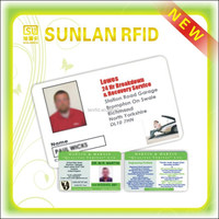 RFID Student Card for Campus / School / Contactless 125Khz ID Chip Card
