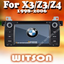 WITSON car video for BMW X3/Z3/Z4