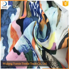Popular High Quality silk chiffon georgette fabrics