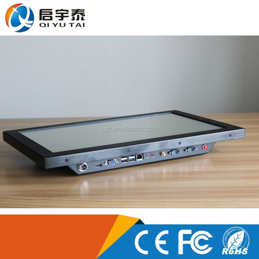 Wifi 7803 wince High compatibility fanless Embedded Industrial Computer