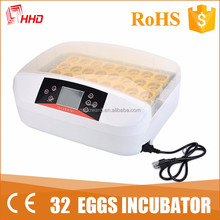 HHD hot market to selling in turkey full automat incubator circuits YZ-32A