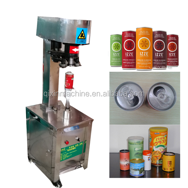 aluminum beer can seamer / can sealing machine