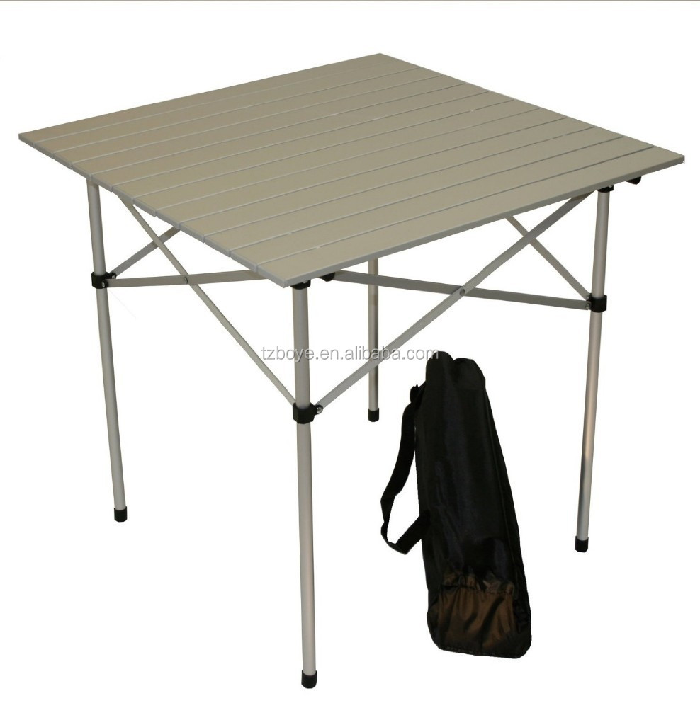 table in a bag tall aluminum portable table with carrying bag buy portable folding table with. Black Bedroom Furniture Sets. Home Design Ideas