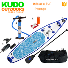KUDO Factory Custom Board Welcome SUP Inflatable Professional