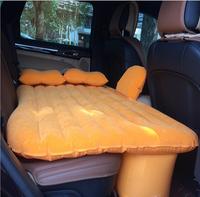 Folding Auto Air inflatable Sleeping Pad Camping Bed mattress