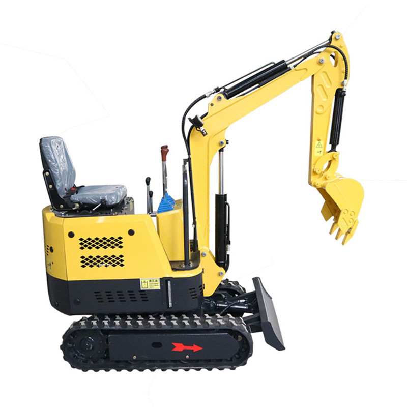 Small compact mini excavator for sale