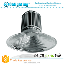 High bright high CRI 100w industrial led high bay light for food factory