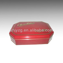 special shaped cookies and biscuits tin box