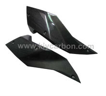 Carbon side tank covers motorcycle parts for KTM