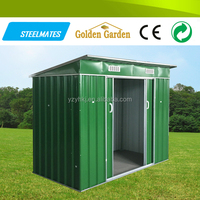 Easily Assembled Feature beautiful outdoor structural design small prefab house