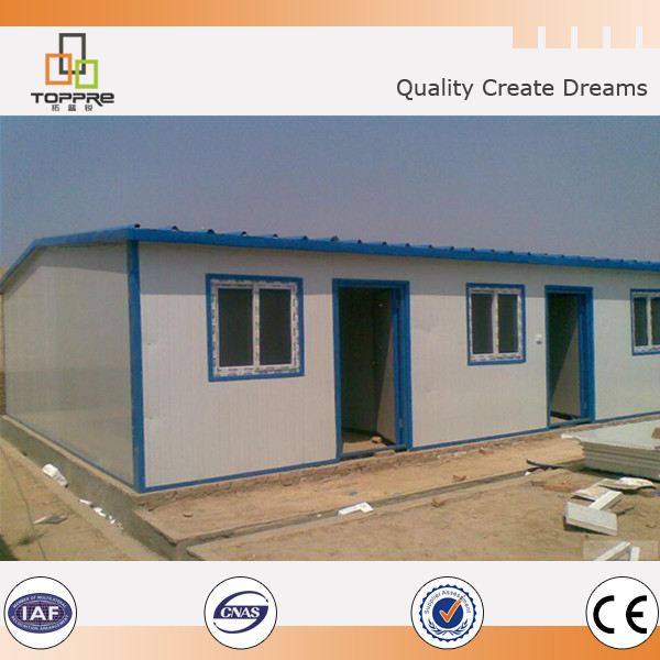 New design portable cabin / prefab T house for dormitory / office / Store