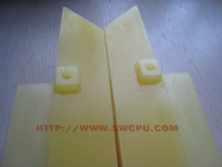 Rubber Arch Fender / Rubber Fender for Boats, Trucks