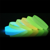 Wholesale Eco-Friendly Elastic Silicone Wristband, Cheap Custom Silicone Bracelet Glow in Dark