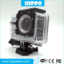 Newest Original full hd 1080p sports camera 2.0inch Waterproof 30 meters deep HD Pixels 12MP Scheme for sunplus action camera