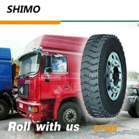 Radial truck tire 1000-20 10.00R20 with competitive price