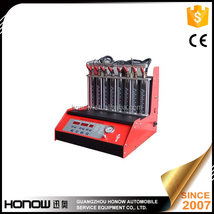 High efficiently Car fuel injector cleaner and tester HO-8H