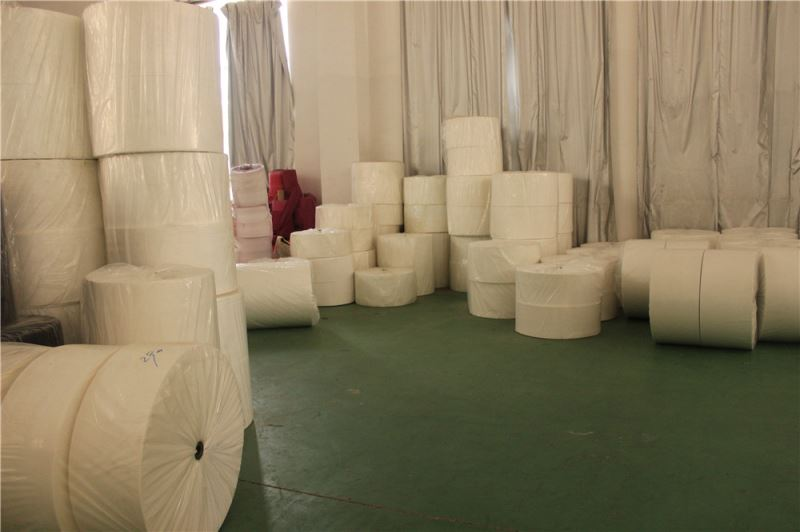 New products different types examples of non woven fabrics from china