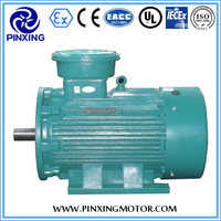 YB2 small fan electric motors